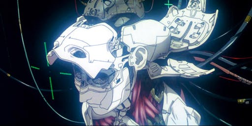 Late Night at The Parkway // Ghost in the Shell (1995 Digital w. Subtitles)
