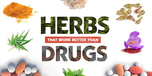Herbs that Work Better Than Drugs
