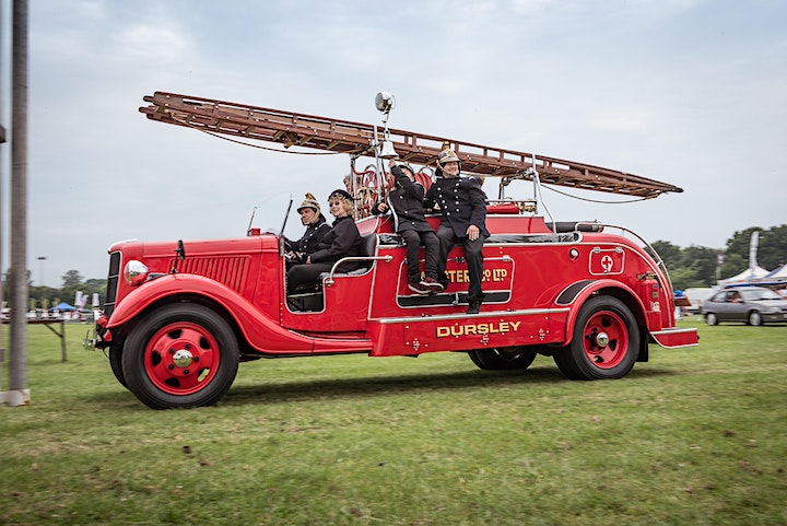 Bromley Pageant of Motoring - One Make Parking, Special Display, For Sale image