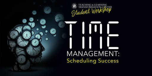Time Management: Scheduling Success