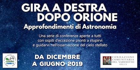 I Cieli di Asiago - Gira a Destra dopo Orione biglietti
