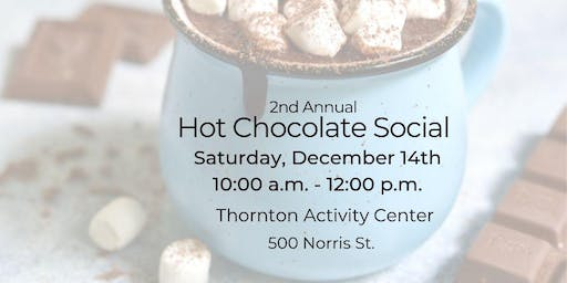 Believe in Yourself Hot Chocolate Social