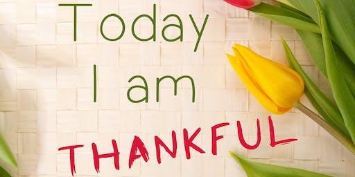Advocate Gratitude Celebration