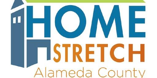 Home Stretch - Community Training 11/20/2019