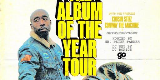 """Freddie Gibbs """"Album of the Year"""" Tour"""