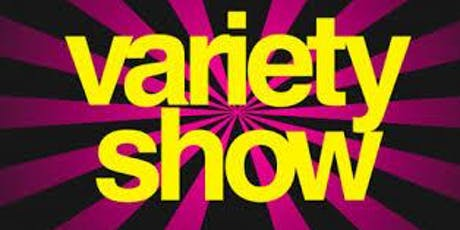 """The """"Sight & Sound"""" Charity Variety Show tickets"""