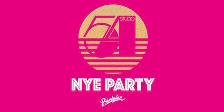 Studio 54 New Year's Eve at Bambalan tickets