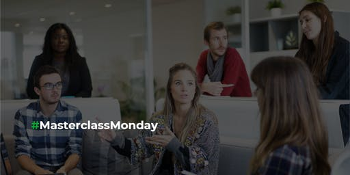 #MasterclassMonday for Business @ The Dundee and Angus Chamber of Commerce