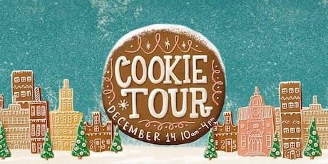 Downtown Harrisonburg Cookie Tour 2019 tickets