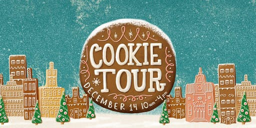 Downtown Harrisonburg Cookie Tour 2019