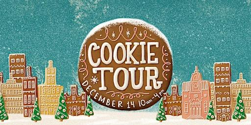 Downtown Harrisonburg Cookie Tour 2019
