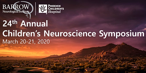 24th Annual Children's Neuroscience Symposium
