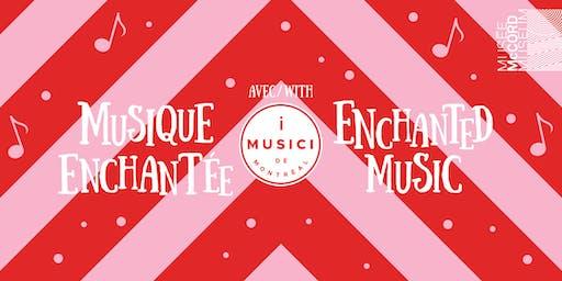 Musique enchantée avec I MUSICI de Montréal