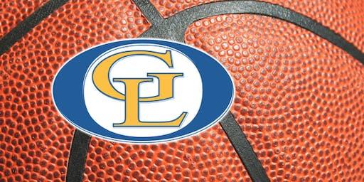 Gahanna Lincoln vs Zanesville FR/JV/Varsity Basketball (Boys)