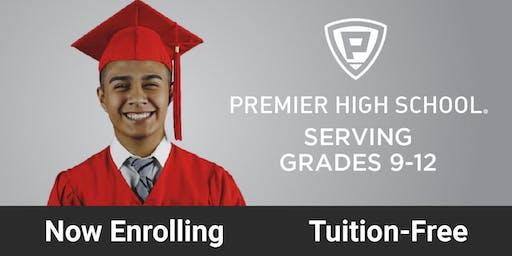 Premier High School - Austin North Open Houses