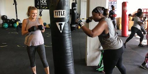 Kickboxing and Step Workshop