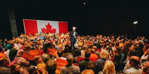 Saint John NDP Gathering