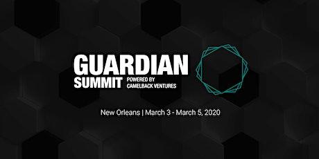 Guardian Summit tickets