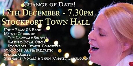 Stockport Community Carol Concert tickets
