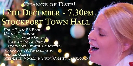 Stockport Community Carol Concert