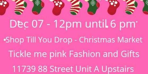 Shop Till You Drop Christmas Market