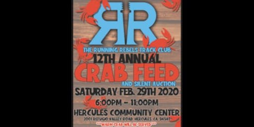 Running Rebels Crab Feed