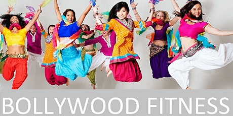 Introductory Pass To Women's Bollywood Dance Fitness tickets