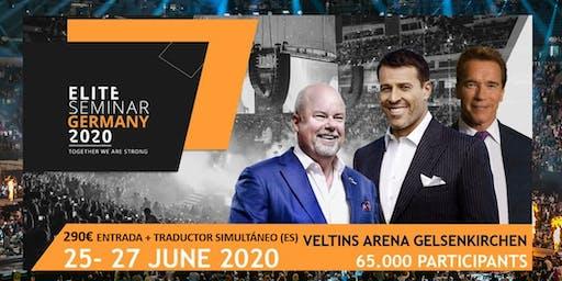 Emprende con los mejores Tony Robbins / Eric Worre / A. Schwarzenegger