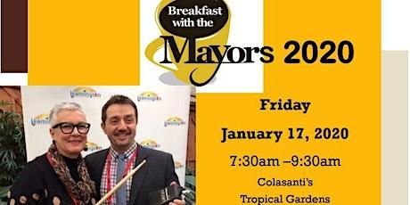 Mayors Breakfast tickets
