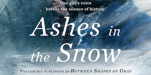 Ashes in the Snow Workshop for Teachers