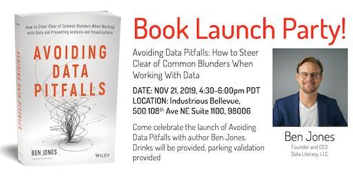 Book Launch Celebration: Avoiding Data Pitfalls
