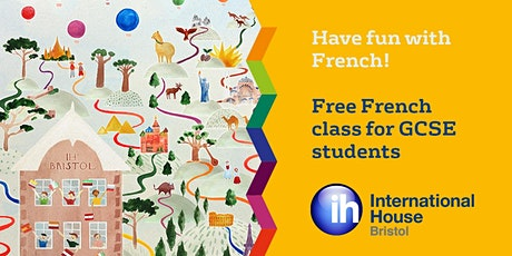 French for GCSE (1 hour fun class) - Bristol Lifelong Learning Festival tickets