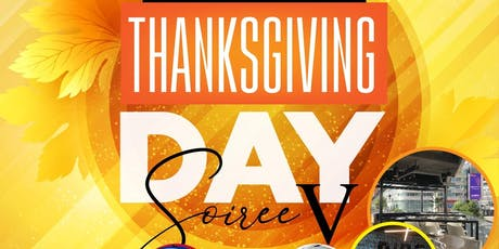5th Annual Thanksgiving Day Soiree @ Dibs (Victory Park) tickets