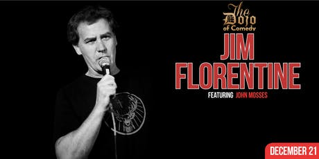 Comedy Night with Jim Florentine tickets