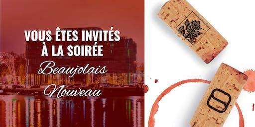 Soirée Beaujolais Nouveau par Coutot-Roehrig & Fiducial