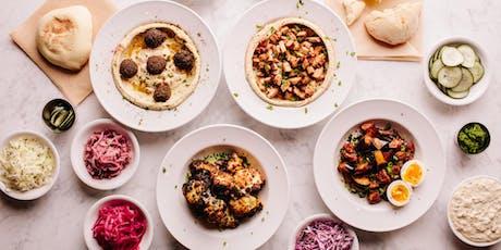 LaShuk Israeli Family Feast tickets