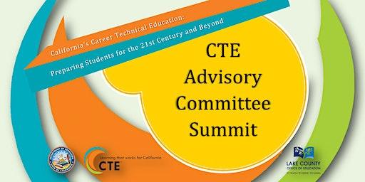 CTE Advisory Committee Summit