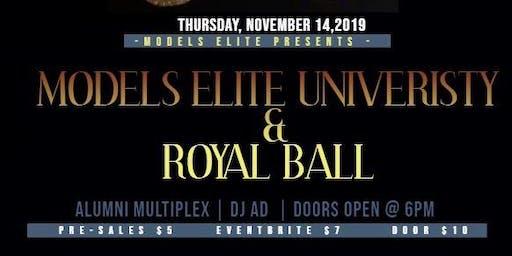 M.E University & Royal Ball