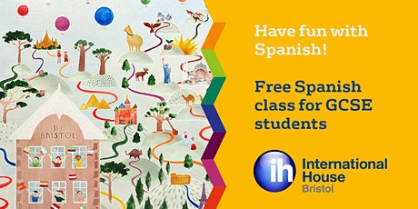 Spanish for GCSE (1 hour fun class) - Bristol Lifelong Learning Festival tickets