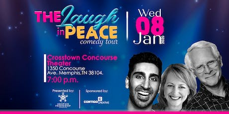 The Laugh In Peace Comedy Tour tickets