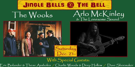 Jingle Bells at the Bell ft. The Wooks, Arlo McKinley & The Lonesome Sound