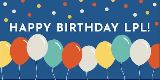 Happy Birthday LPL!