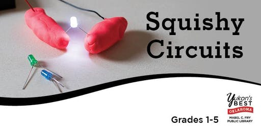 (Added session) Squishy Circuits (Grades 1-5)