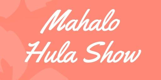 Mahalo Hula Show