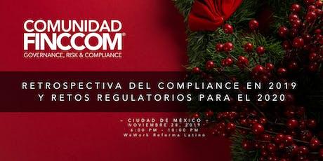 Compliance 2020: Anticipando el cambio. boletos