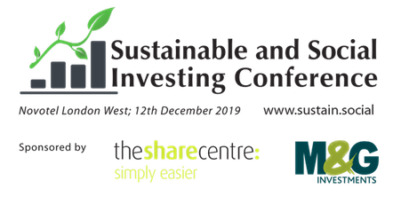 The Sustainable & Social Investing Conference tickets