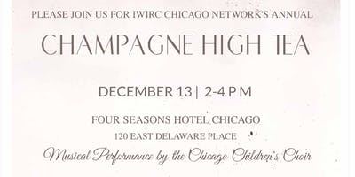 IWIRC Chicago: Annual Champagne High Tea