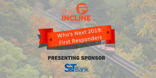 Who's Next 2019: First Responders