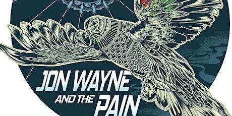 Jon Wayne & The Pain at BIGS BAR Sioux Falls tickets