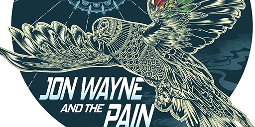 Jon Wayne & The Pain at BIGS BAR Sioux Falls